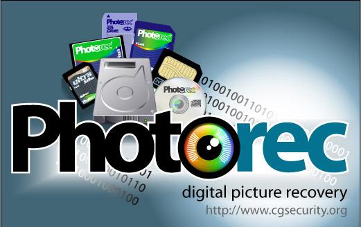 ������ ������ �������� �������� �� ������ TestDisk & PhotoRec 6.12 ���� �����